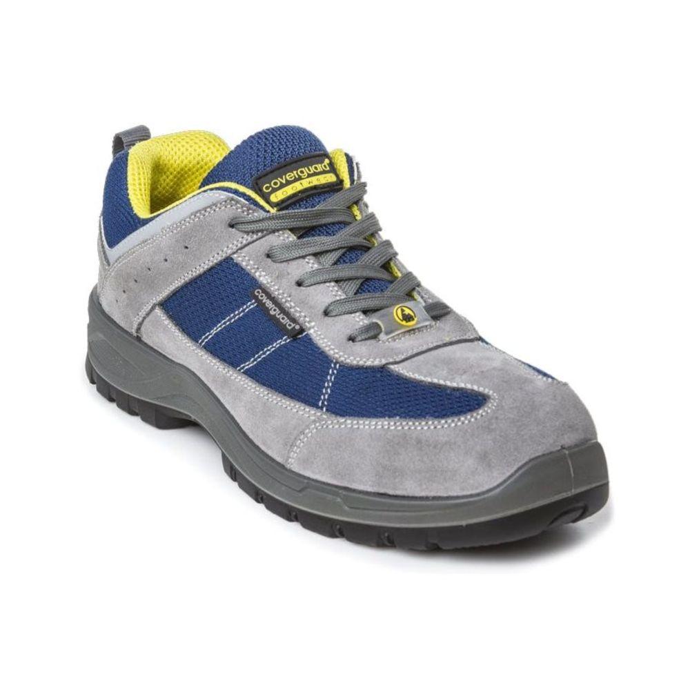 pas de taxe de vente styles divers concepteur neuf et d'occasion Chaussures de sécurité basses Coverguard Lead S1P SRC