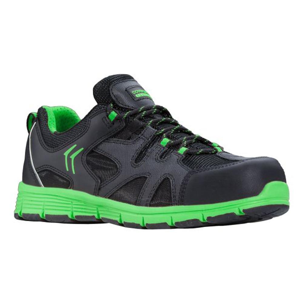 Chaussures de sécurité basses Coverguard MOVE S3 SRA - Vert