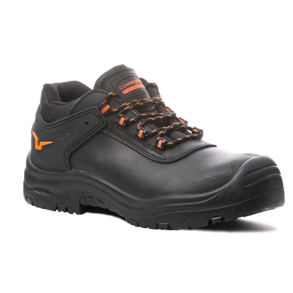 Chaussures de sécurité basses Coverguard Opal S3 SRC 100% sans métal - Chaussures de sécurité basses Coverguard Opal S3 SRC côté 2