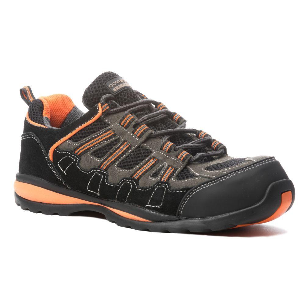 S1p De Basses Chaussures Sécurité Helvite Sra Hro WYD9IEH2
