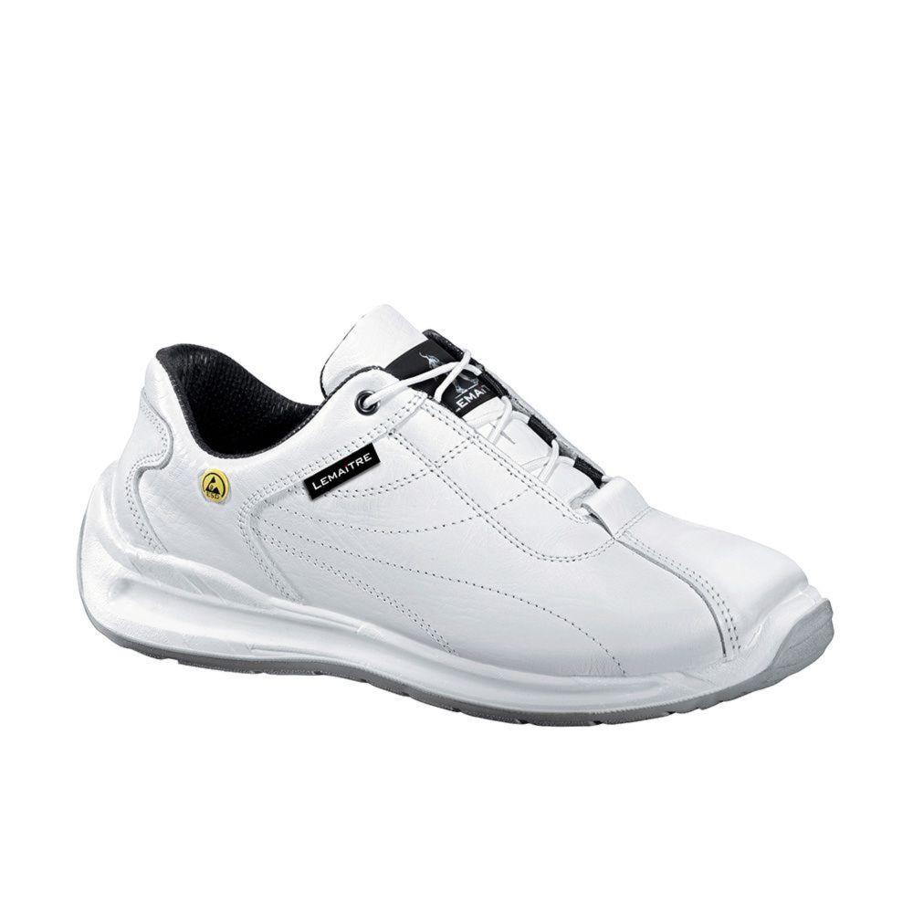Chaussures de sécurité basses Lemaitre Whitesporty S2 CI SRC ESD - Blanc