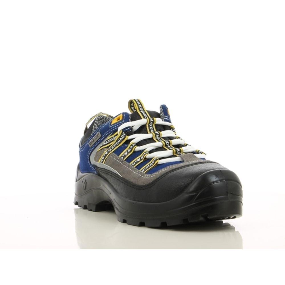 Chaussures de sécurité basses Maxguard CARL C380 S3 SRC WR - Bleu