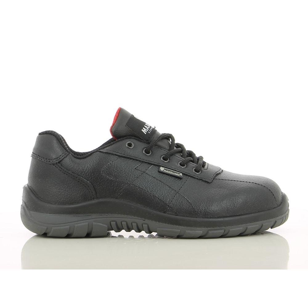 Chaussures de sécurité basses Maxguard CURTIS S3 SRC - Noir