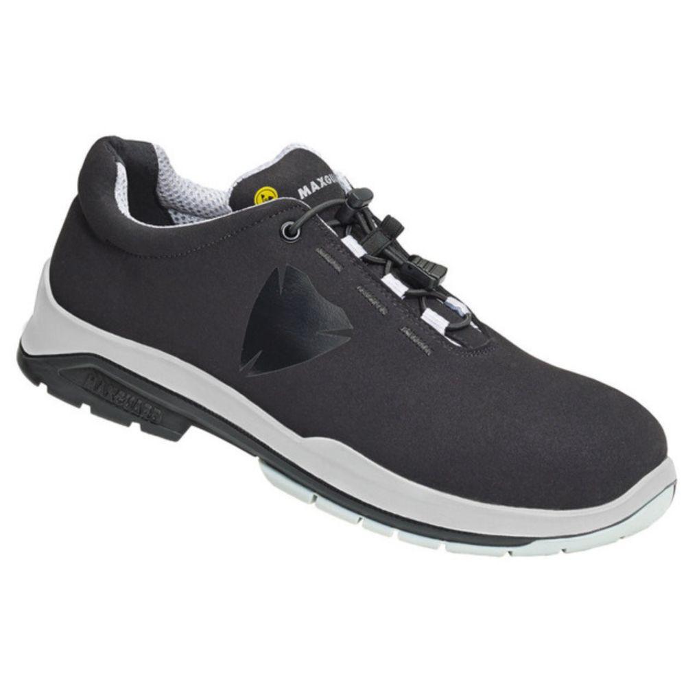 Chaussures de sécurité basses Maxguard PERCY P305 S2 ESD SRC - Noir