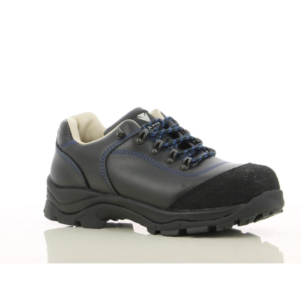 Chaussures de sécurité basses Maxguard X310 S3 WRU HRO - Noir