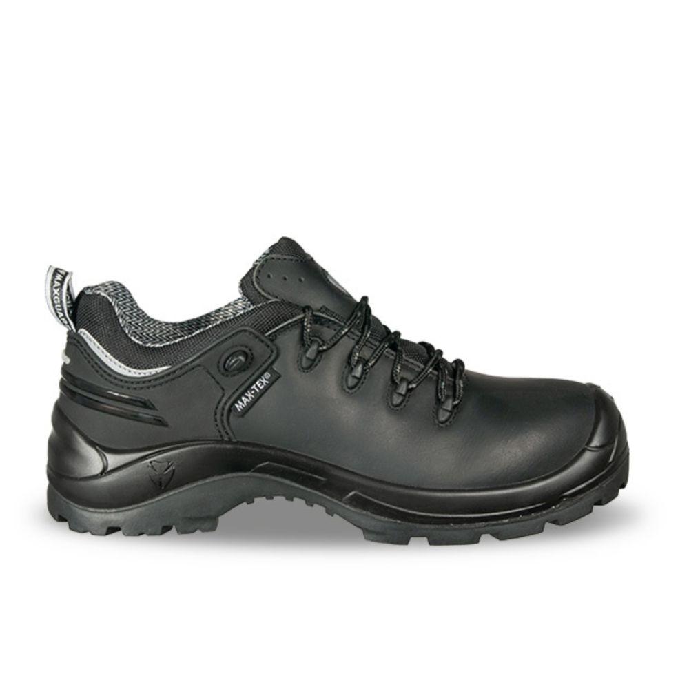Chaussures de sécurité basses Maxguard X330 S3 SRC ESD - Noir