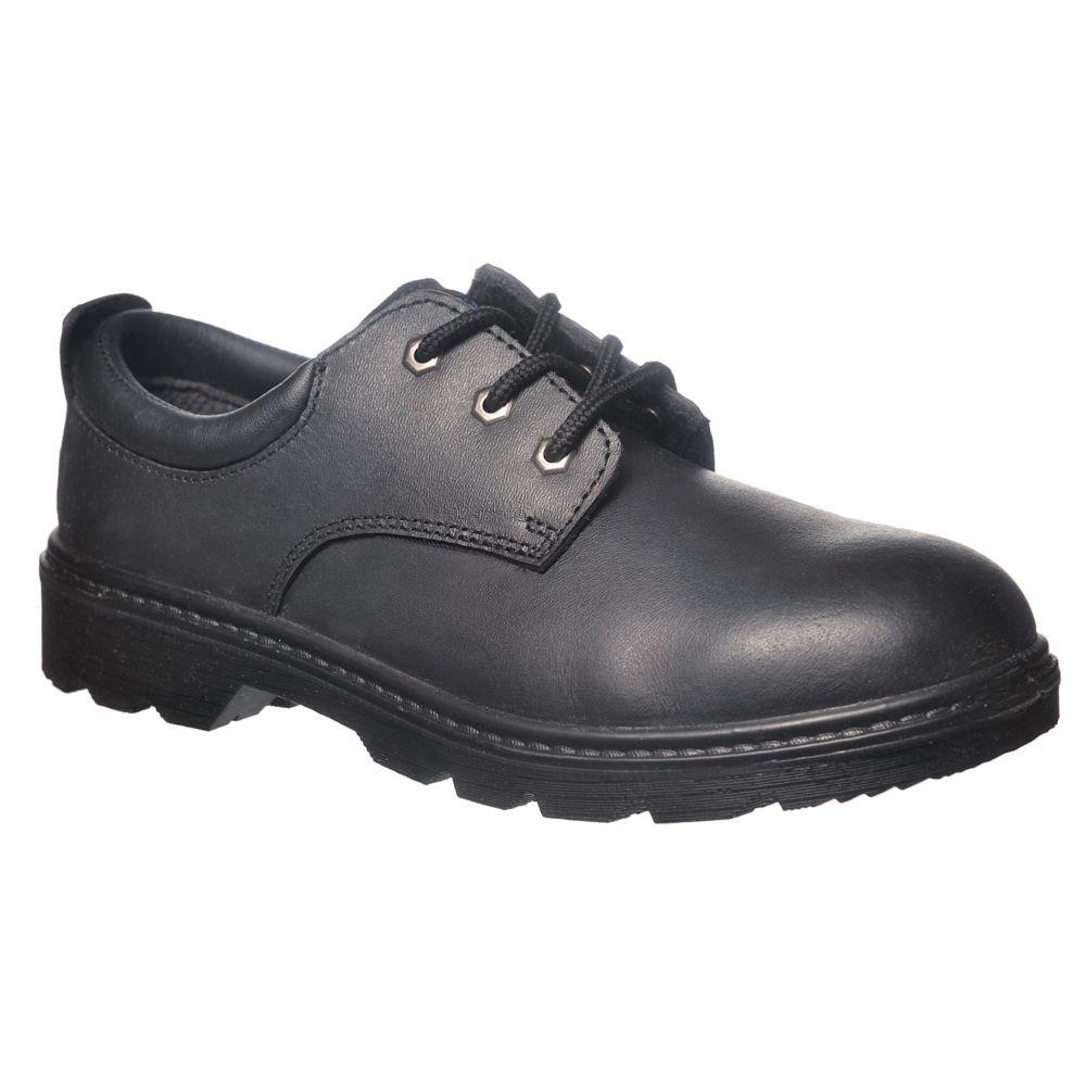 Chaussures de sécurité basses Portwest Derby Thor S3 - Noir