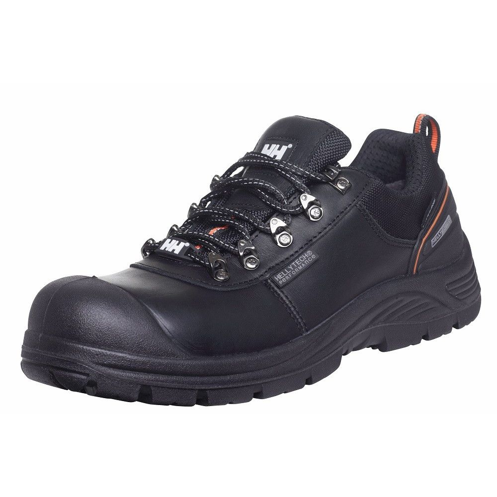 Chaussures de sécurité basses S3 SRC Chelsea Low Helly Hansen - Chaussures de securite basses Chelsea Low Helly Hansen Angle