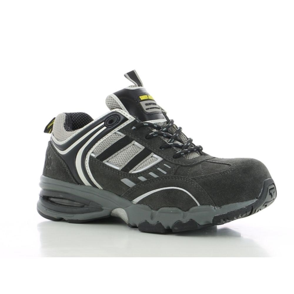 Chaussures de sécurité basses Safety Jogger PRORUN S1P SRA - Noir / Gris
