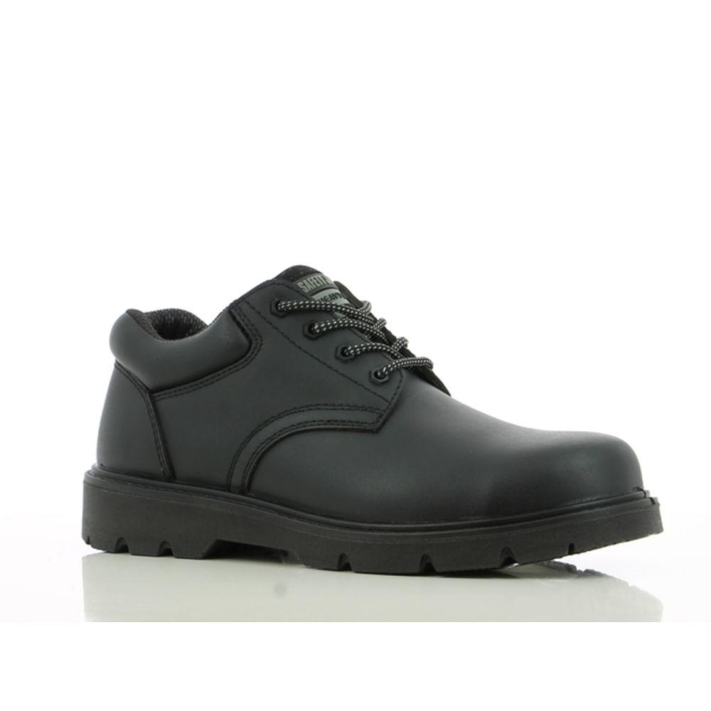 Chaussures de sécurité basses Safety Jogger X1110 S3 SRC 100% non métalliques - Noir