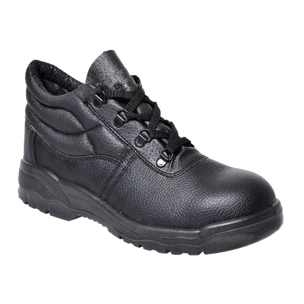 Chaussures de sécurité Brodequin Portwest S1P Steelite - Noir