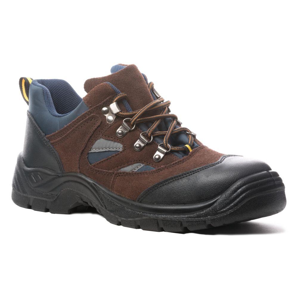 Chaussures de sécurité basses Coverguard Copper S1P SRC - Chaussures de sécurité Coverguard Copper basses S1P SRC côté 1