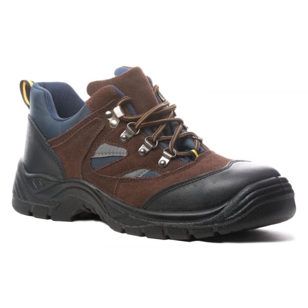 Chaussures de sécurité basses Coverguard Copper S1P SRC - Marron