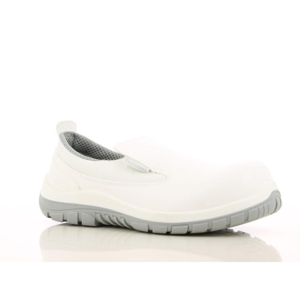 Chaussures de sécurité cuisine / agroalimentaire Maxguard WILL S2 SRC 100% non métalliques - Blanc