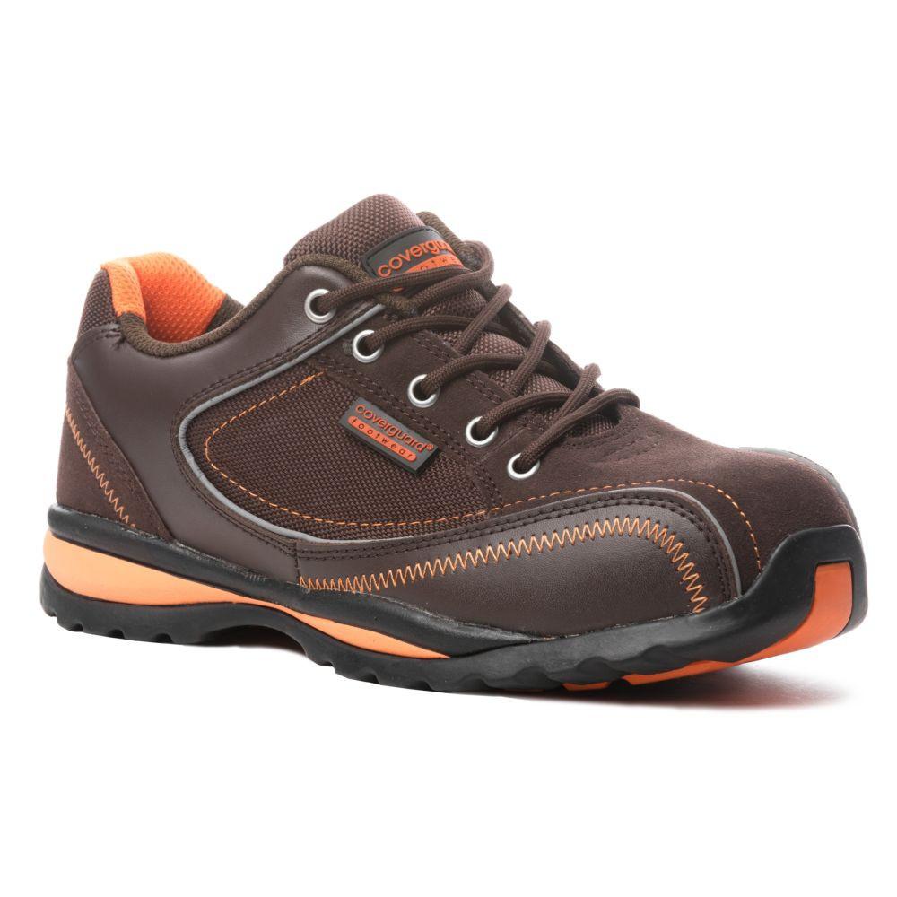 Chaussures de sécurité basses femme Coverguard Kasolite S1P SRA HRO côté 2