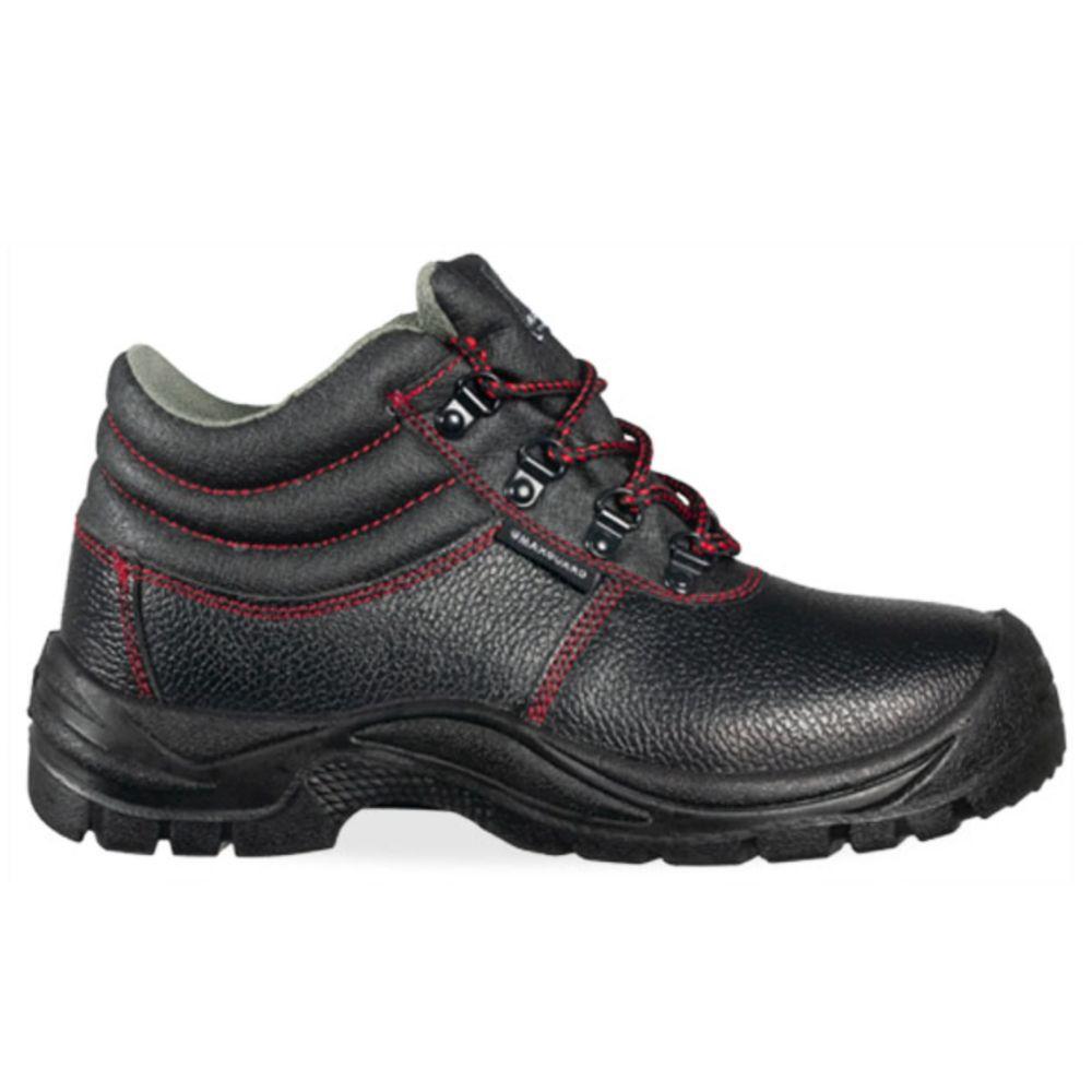 Chaussures de sécurité haute Maxguard ADAM S3 - Noir