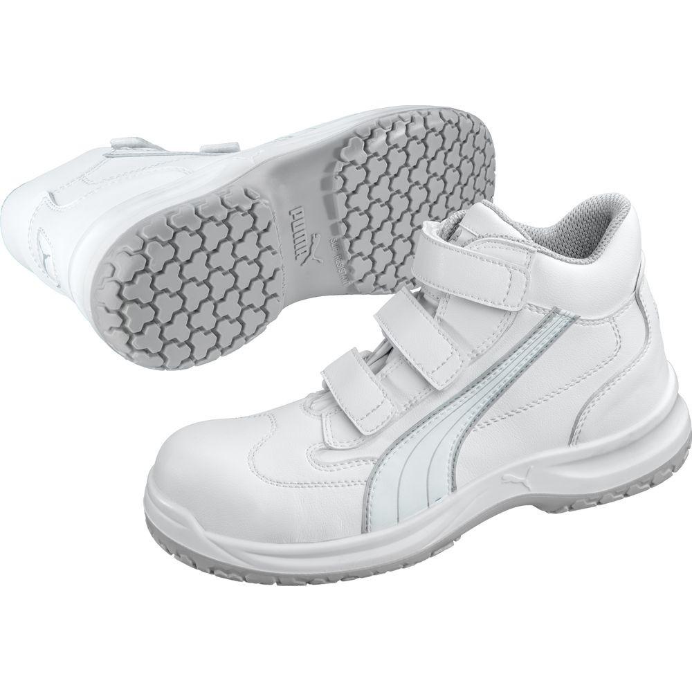 Hautes Src Mid Puma De Sécurité Chaussures S2 Absolute PwfEzA