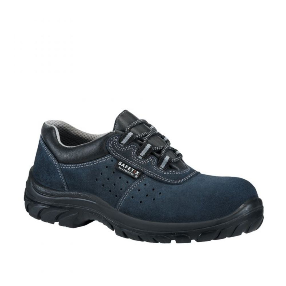 Chaussures de sécurité Lemaitre AEROBLUE S1P SRC - Bleu
