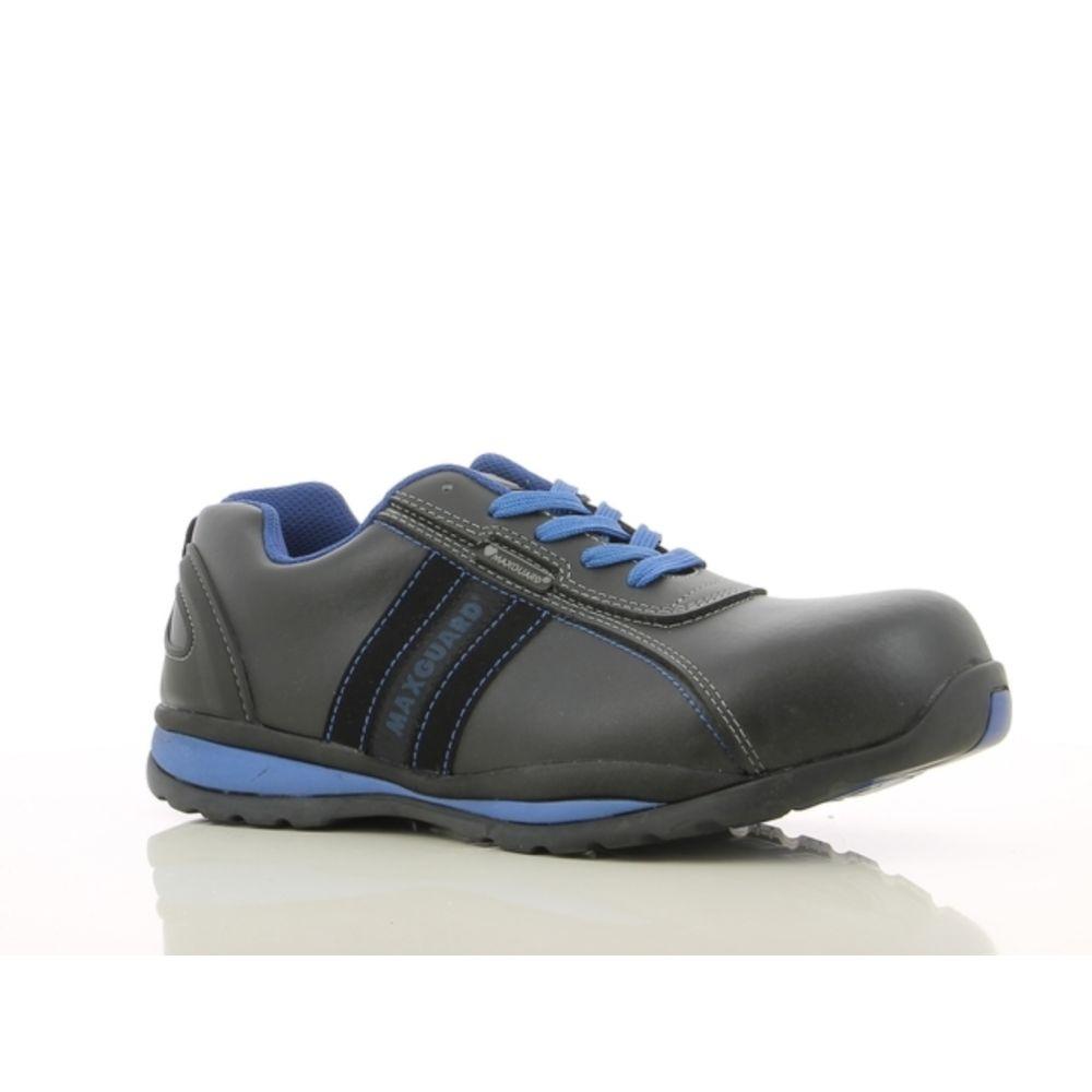 Chaussures de sécurité Maxguard Linus S3 100% sans métal - Noir