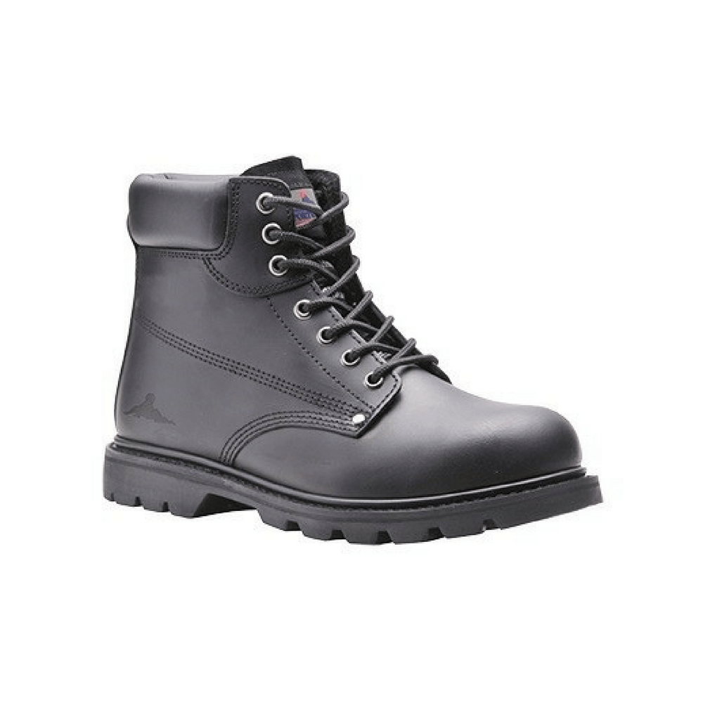 Chaussures de s curit brodequin portwest goodyear cousu - Chaussure de securite goodyear ...