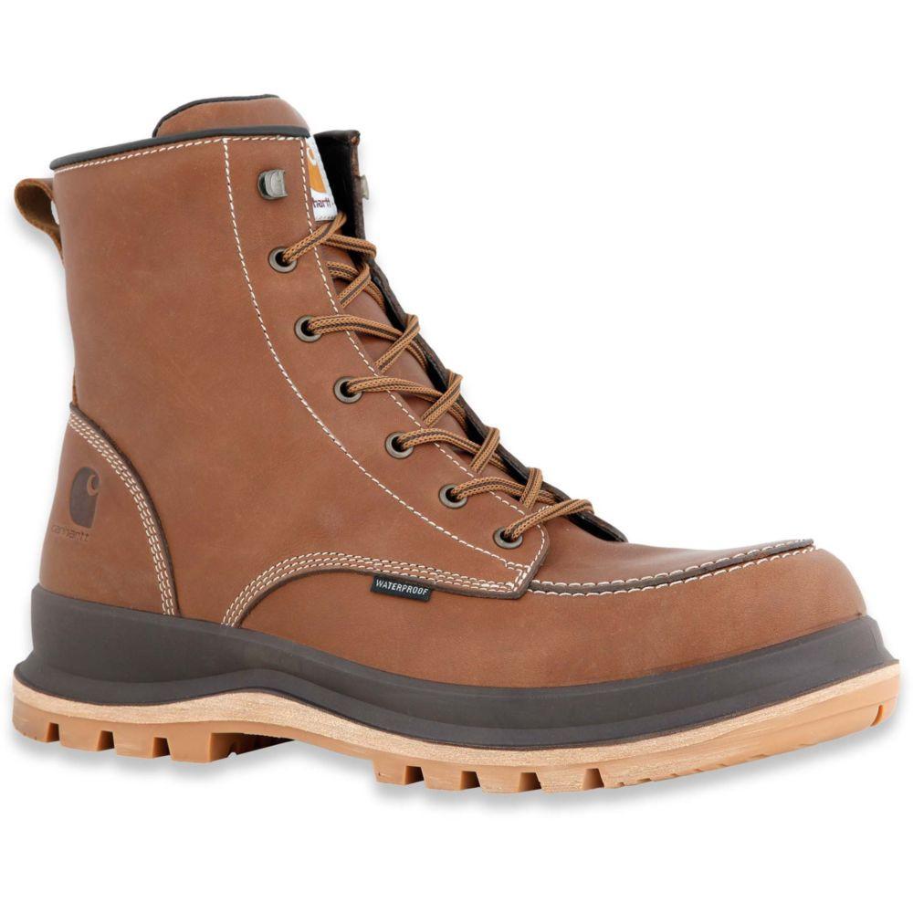 Chaussures de sécurité montantes Carhartt HAMILTON S3 HRO SRC - Marron