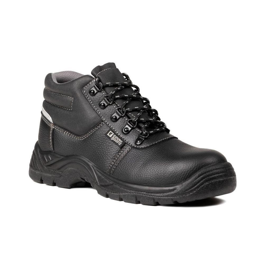 Chaussures de sécurité montantes Coverguard AGATE II S3 SRC - Noir