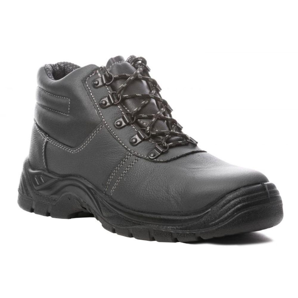 Chaussures de sécurité montantes Coverguard AGATHE S3 SRC - Noir