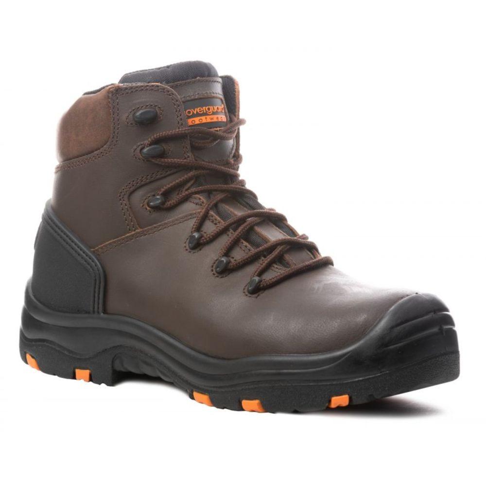 SRC 100sans Chaussures sécurité S3 métal montantes de Topaz Coverguard HRO rdBeQoxCW