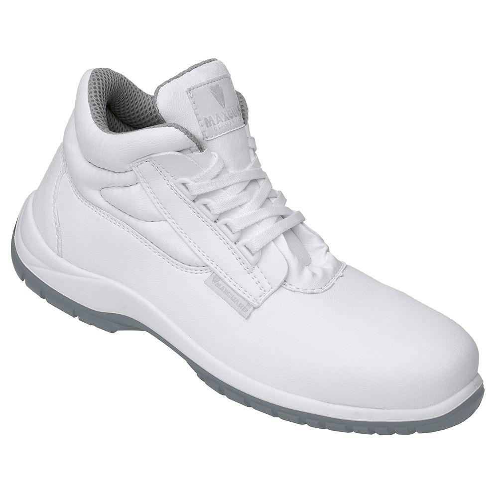 Chaussures de sécurité montantes cuisine / Agroalimentaire Maxguard Wayne S2 SRC 100% non métalliques