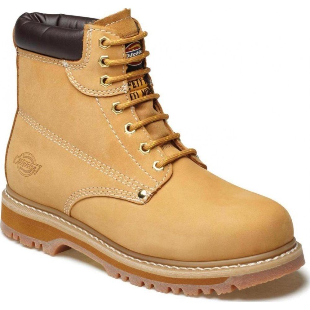 Chaussures de sécurité montantes Dickies Cleveland - Miel