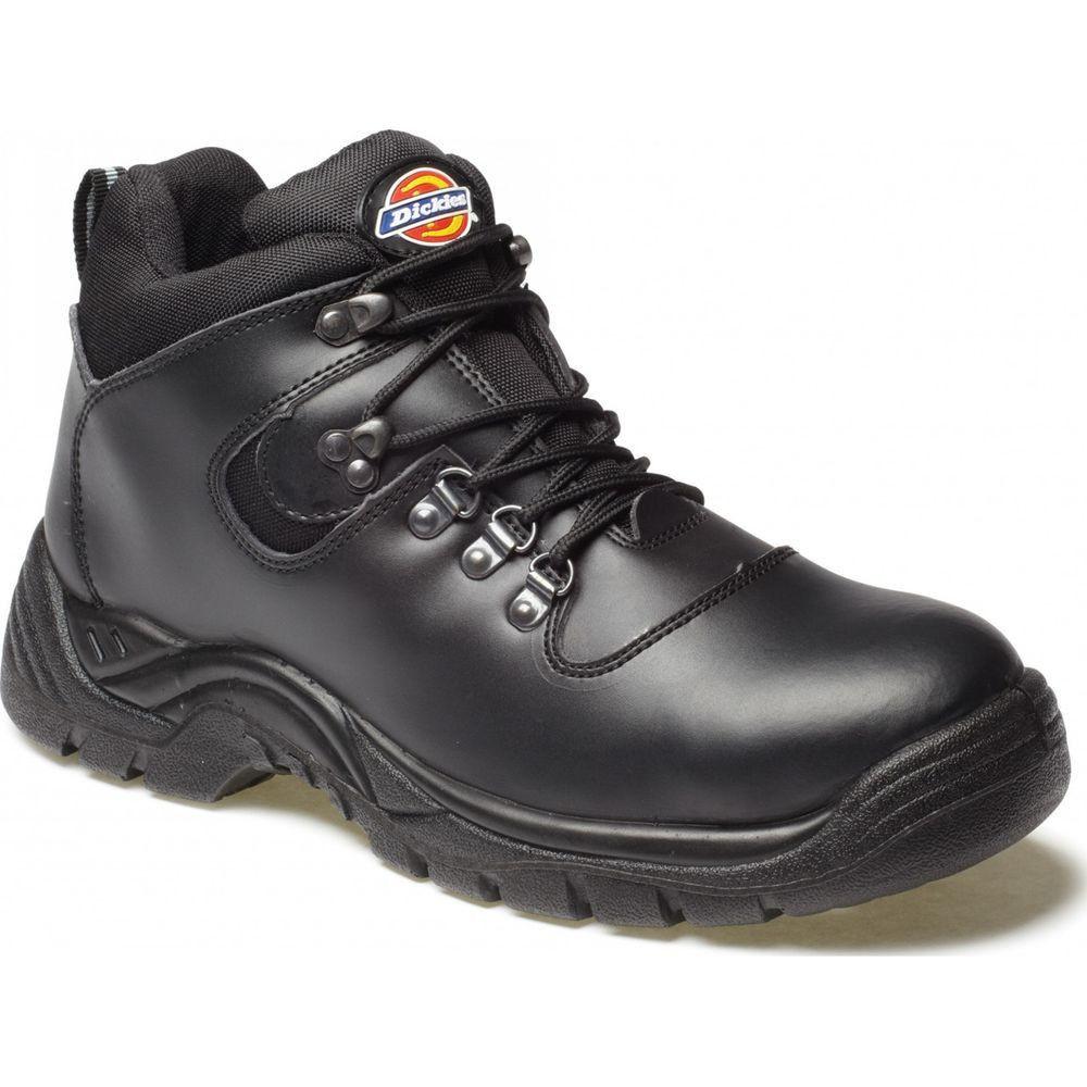 Chaussures de sécurité montantes Dickies FURY S1P SRA - Noir