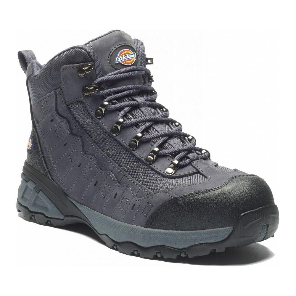 Chaussures de sécurité montantes Dickies GIRONDE S3 SRC - Gris