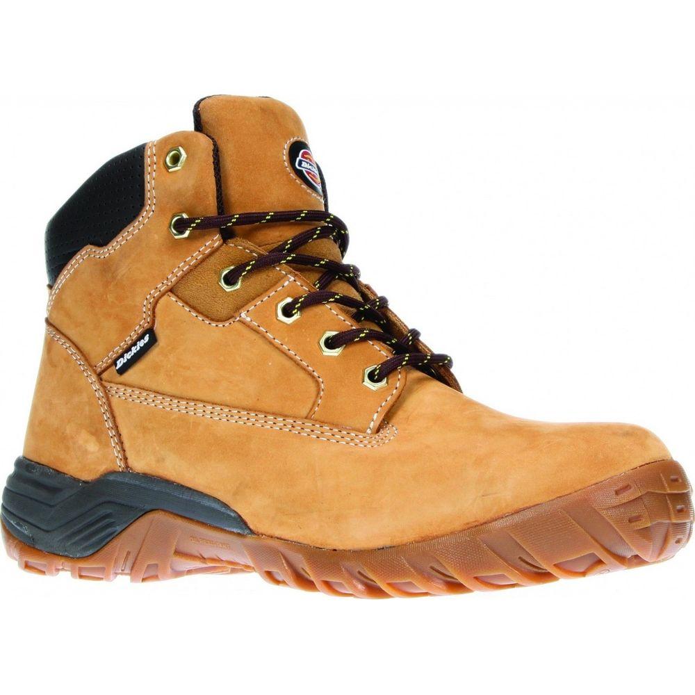 Chaussures de sécurité montantes Dickies Graton SBP HRO SRC - Miel