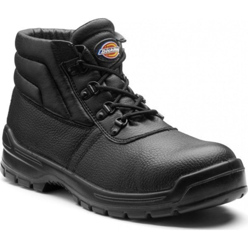 Chaussures de sécurité montantes Dickies REDLAND II S1P SRC - Noir
