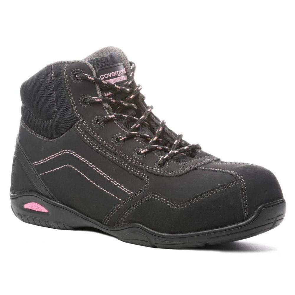 belles chaussures enfant fréquent Chaussures de sécurité femme Coverguard Rubis S3 SRA HRO