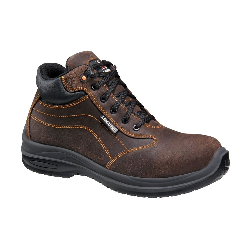Chaussures de sécurité montantes Lemaitre Falcon S3 CI SRC 100% non métalliques - Chaussures de sécurité montantes Lemaitre Falcon S3 CI SRC