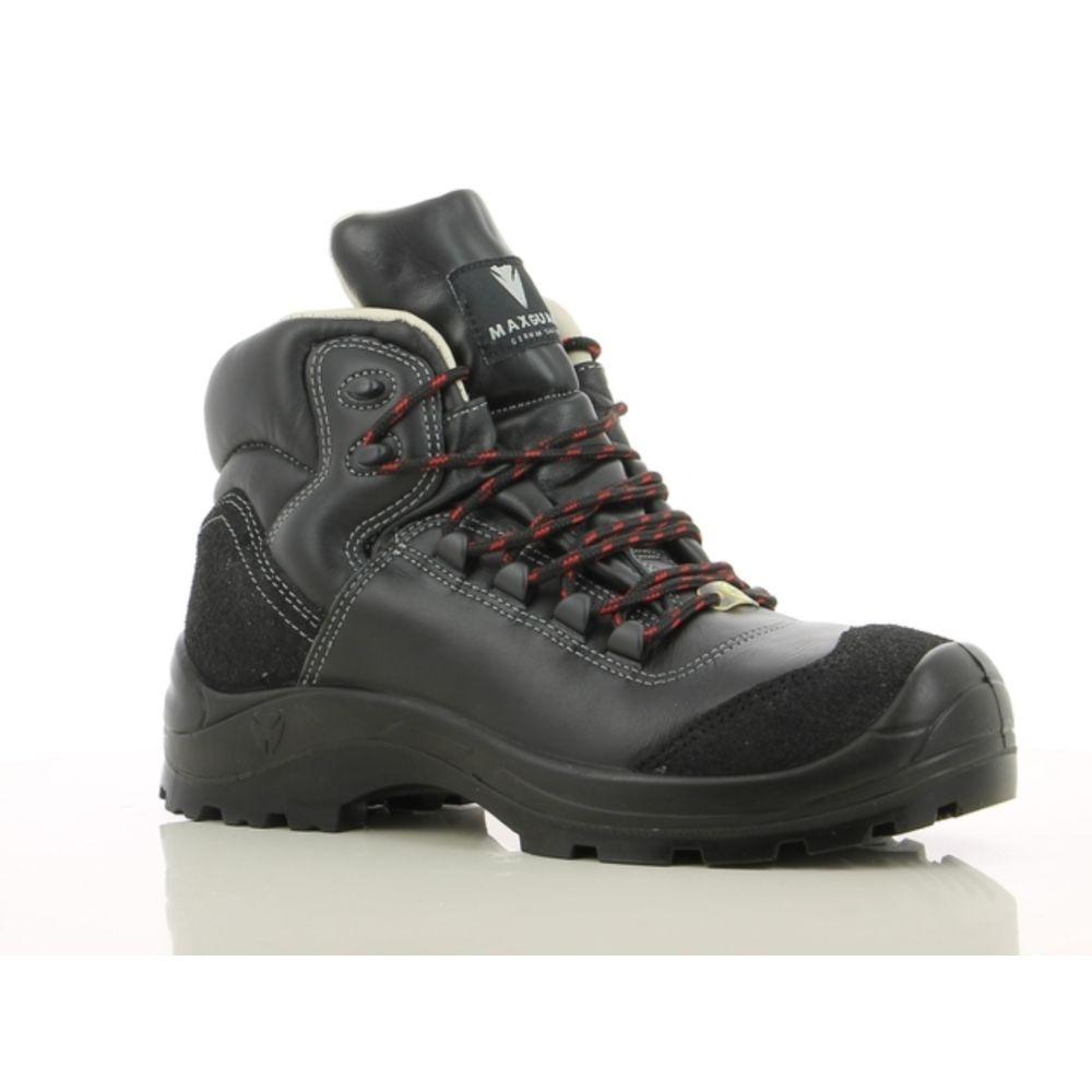 Chaussures de sécurité montantes Maxguard CONAN C420 S3 ESD SRC - Noir
