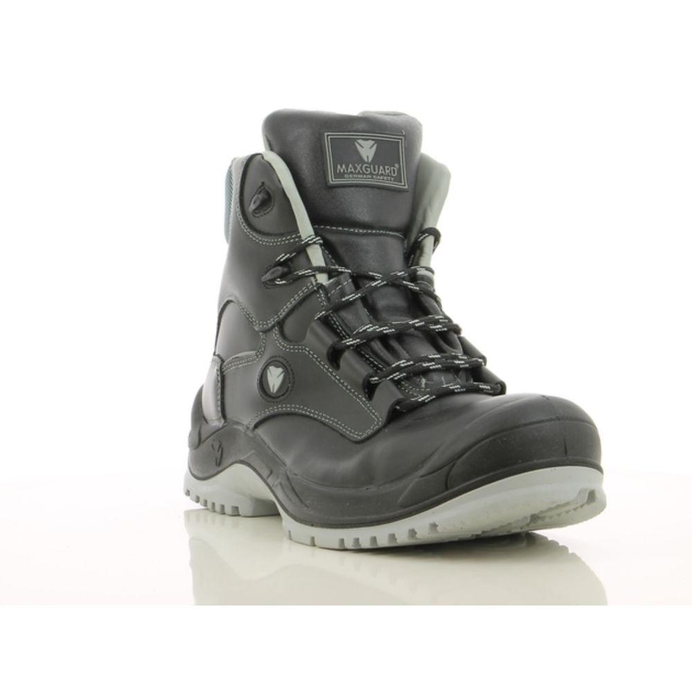 Chaussures de sécurité montantes Maxguard EDWARD E420 S3 ESD SRC - Noir