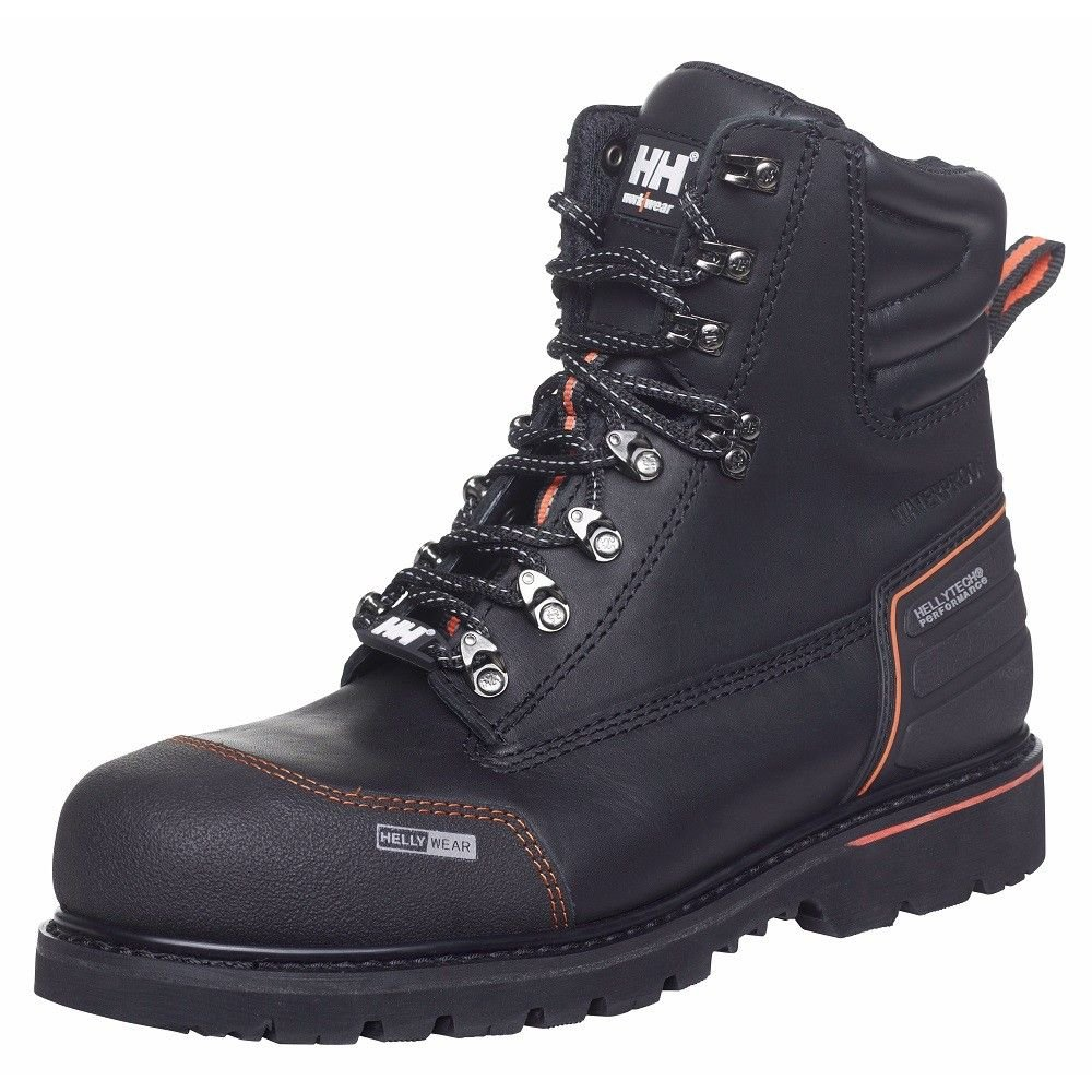 Chaussures de securite montantes chelsea helly hansen - Chaussure de securite goodyear ...