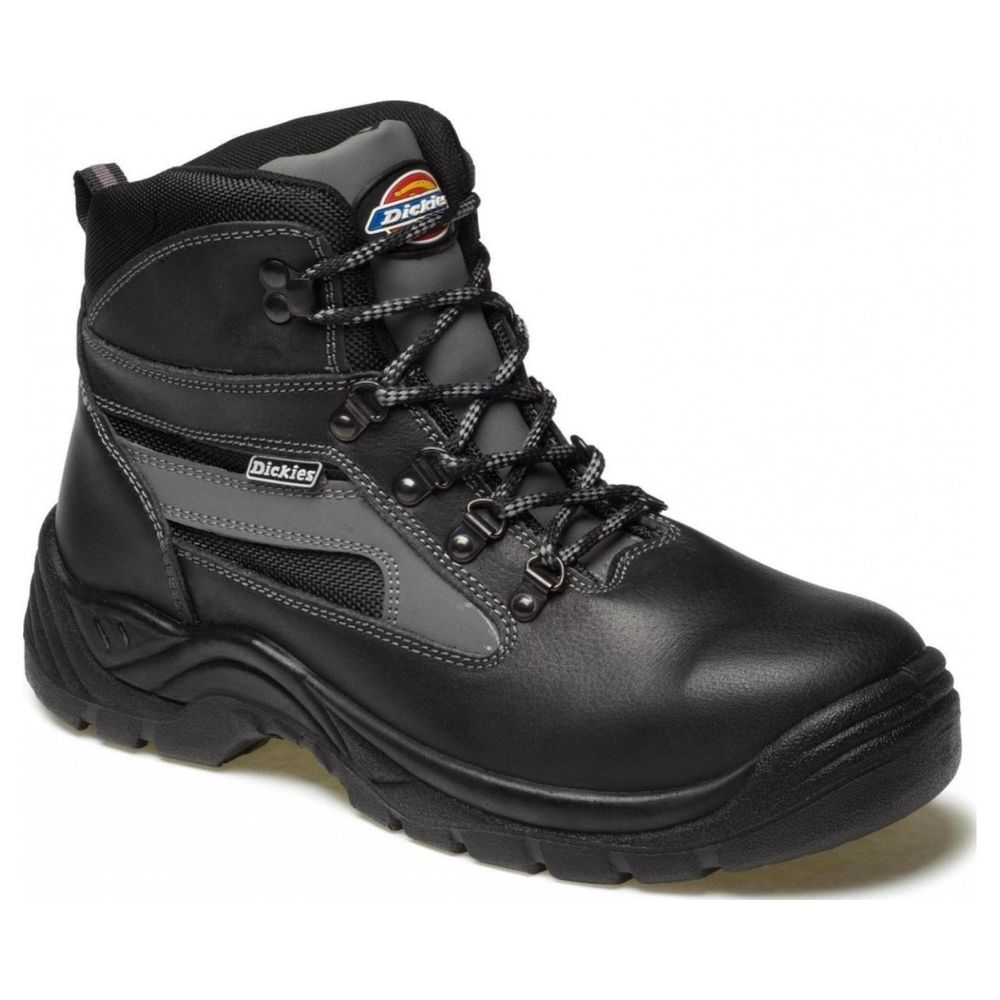 Chaussures de sécurité montantes S3 SRA Severn Dickies - Noir