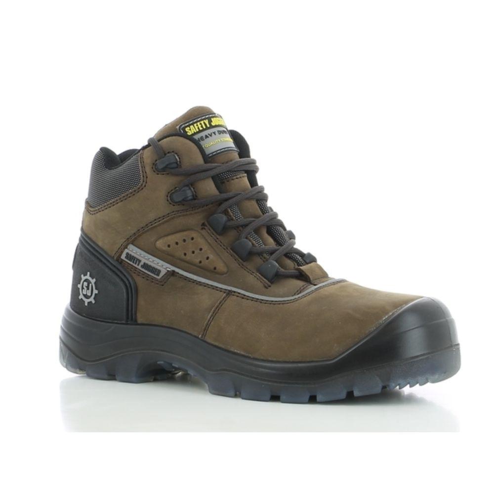 Chaussures de sécurité montantes Safety Jogger Geos S3 - Marron