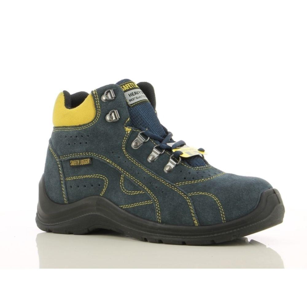 Chaussures de sécurité montantes Safety Jogger Orion S1P SRC - Bleu