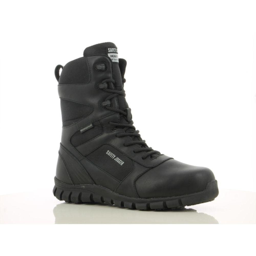 Chaussures de sécurité montantes Safety Jogger SHARK S3 - Noir