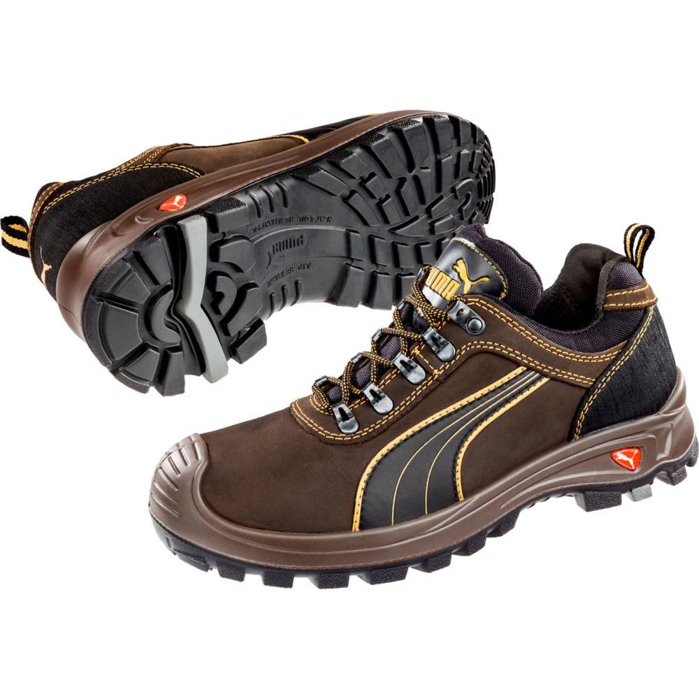 Chaussures De Src Sierra Hro Low Puma Nevada Sécurité S3 dBerxoC