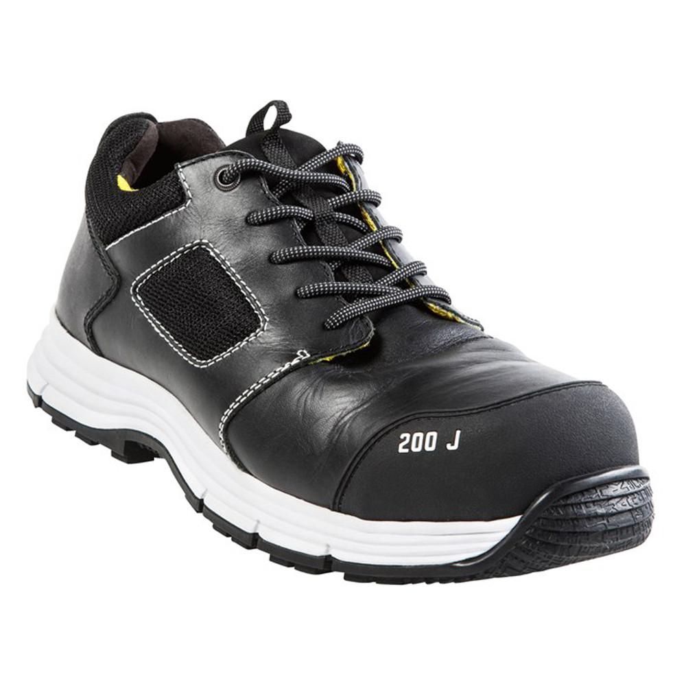 Chaussures de sécurité Blaklader S3 SRC 200J Hiver - Noir / Blanc