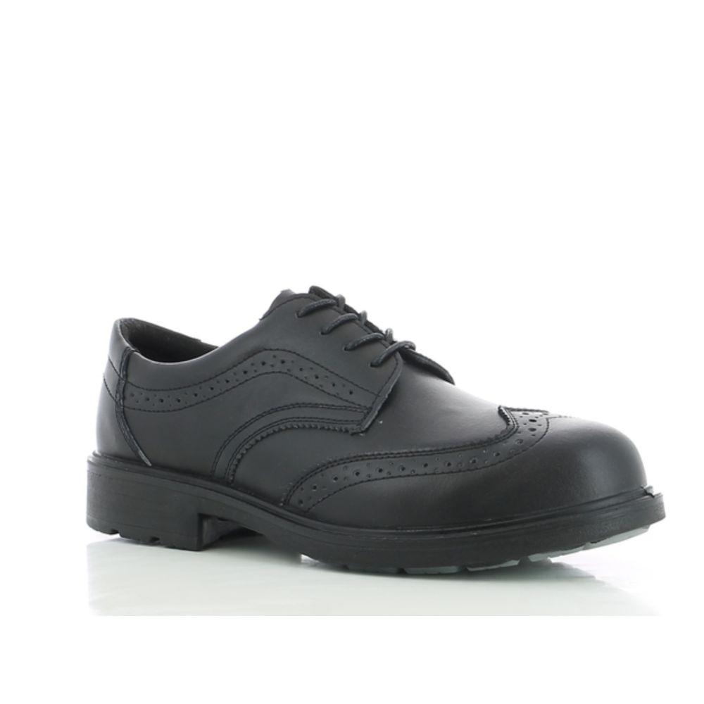 Chaussures de sécurité Safety Jogger Manager S3 100% non métalliques - Noir