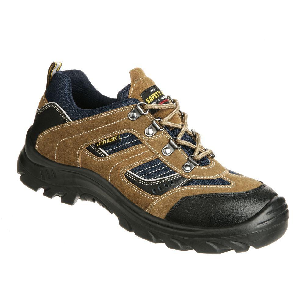 Chaussures De Sécurité Marron Safety Jogger 33rKt