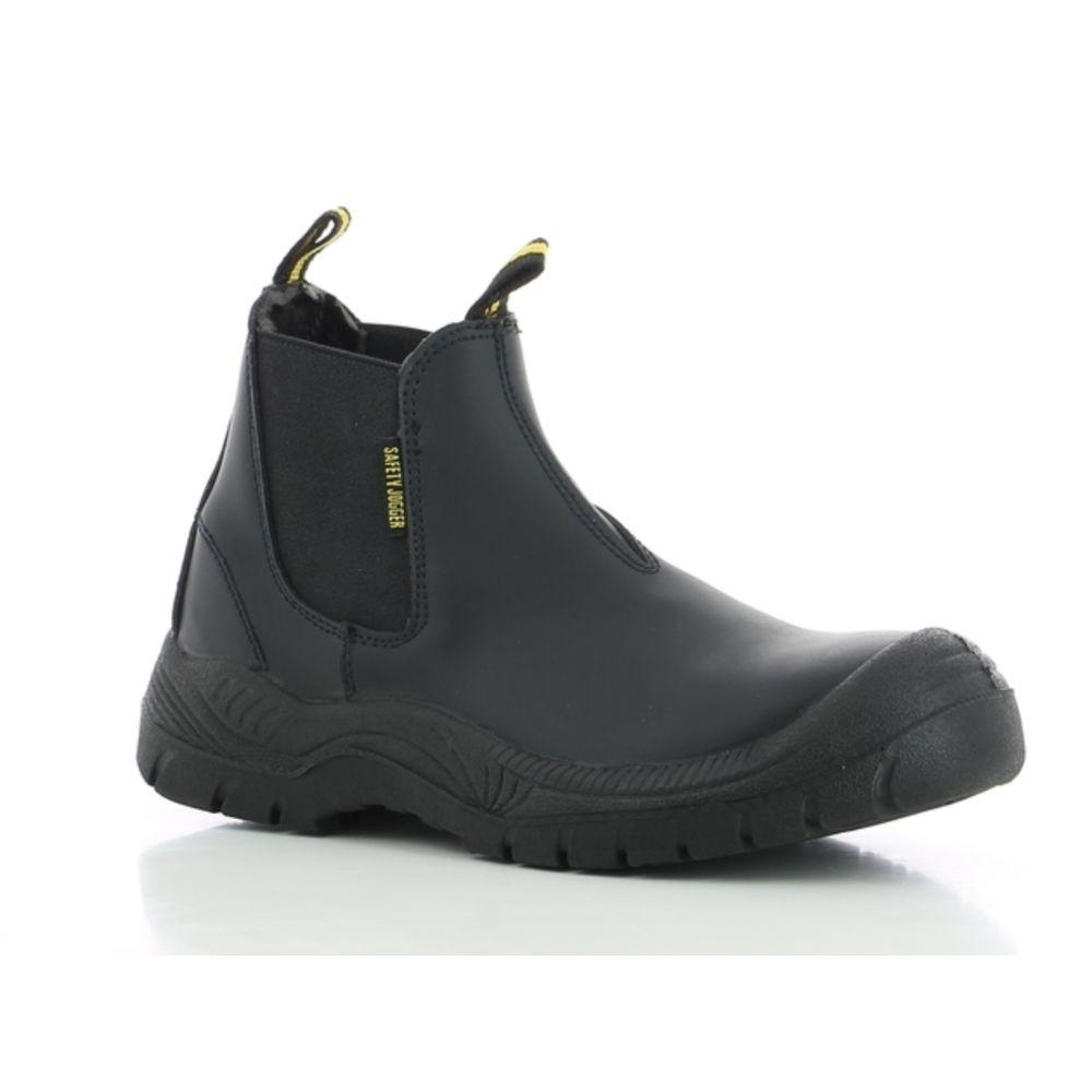 Chaussures de sécurité Safety Jogger BESTFIT S1P SRC - Noir