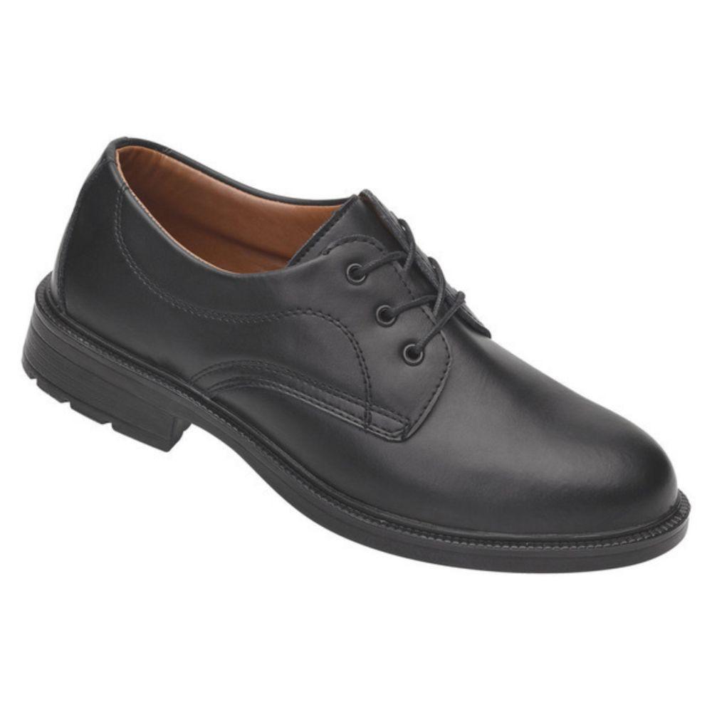 Chaussures de sécurité basses Maxguard G300 S1P - Noir