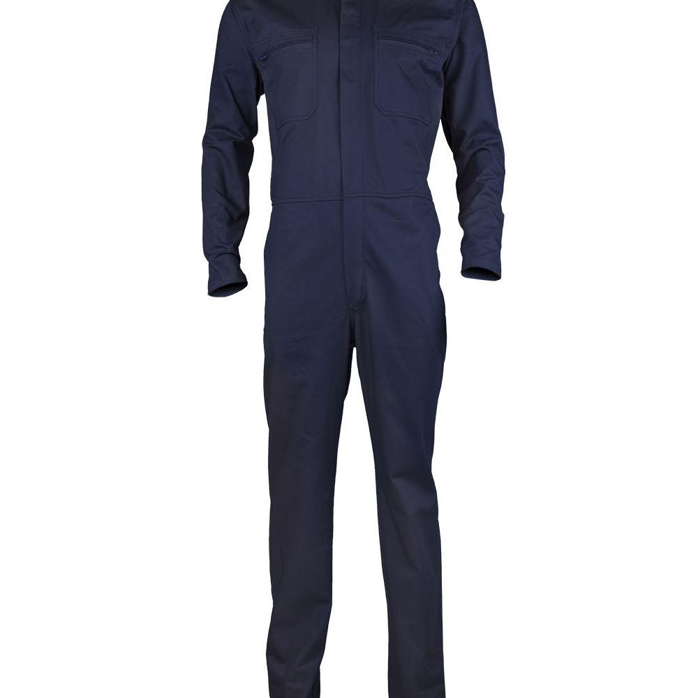 Combinaison de travail 100% coton Coverguard Partner - Bleu